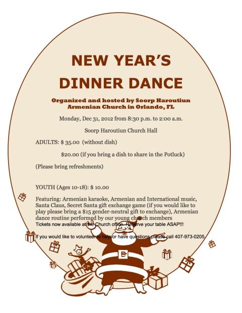 NEW YEARS DANCE-2012