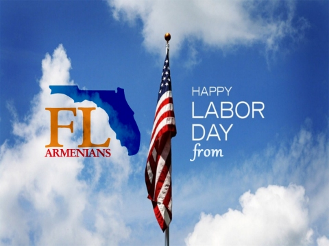 Happy Labor Day | Florida Armenians