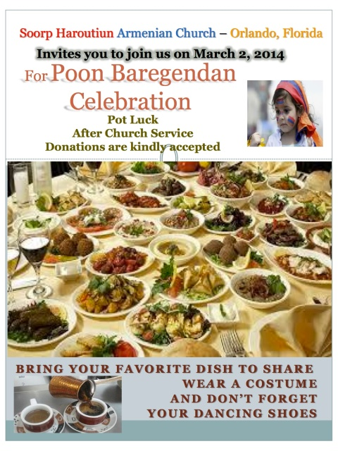 Poon Baregendan Celebration