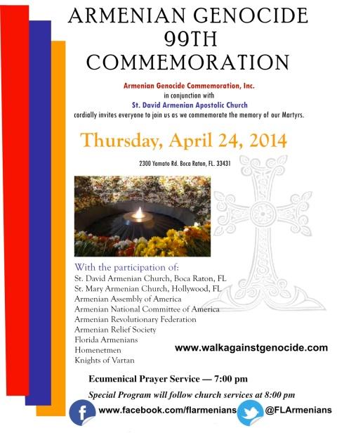 April 24 Flyer 2014
