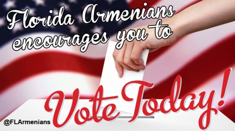 FLArmenians Vote Today-PSA