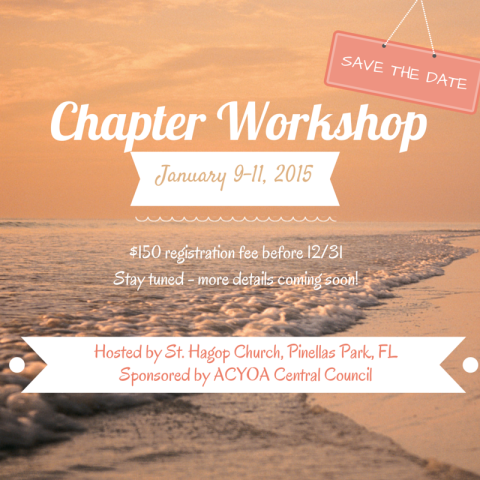 ACYOA Chapter Workshop 2015