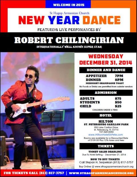 SHAC NYE Dance 2014