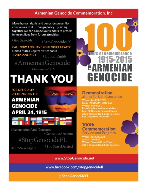 Armenian Genocide 2015 Flyer_REVISE
