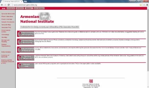 ANI website