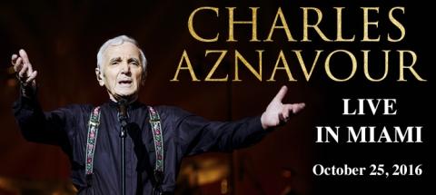 Charles Aznavour-Live banner