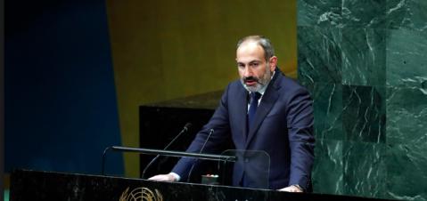 Pashinyan UN-2018